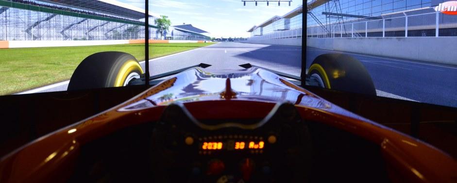 Simulatore F1 Sport Park Fano